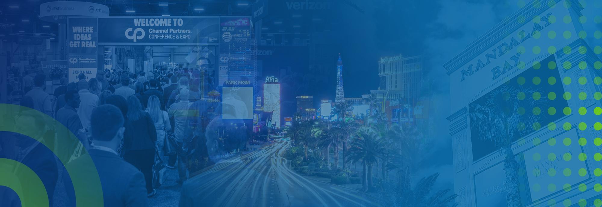 Channel Partners in Vegas!