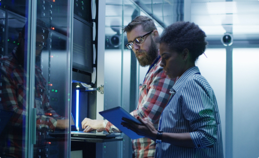 Wan dynamics professionals perform network assessment